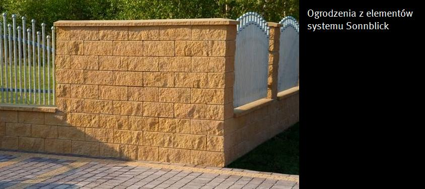 SEMMELROCK Sonnblick to stabilny mur i gustowna oprawa posesji. Ponadczasowa elegancja.